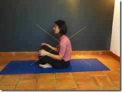 Comment bien s'asseoir en yoga ?