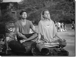 méditation immobilité yoga