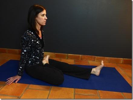 Exercice pour assouplir les hanches