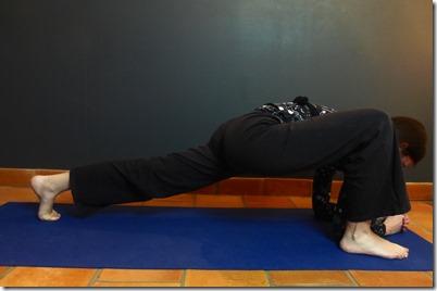 assouplir les hanches