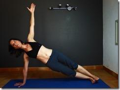 vasisthasana 3 : travailler ses abdominaux