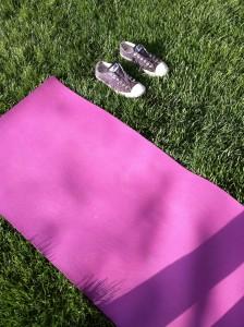 séance de yoga facile