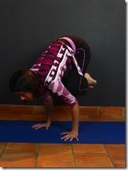 pratique de yoga pour l'équilibre
