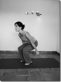 exercice de yoga cardio