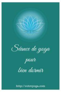 Comment faire du yoga pour bien dormir