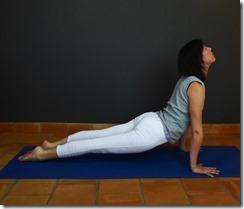 pratique de yoga pour la force et l'endurance