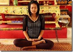 pratique de yoga pour la concentration
