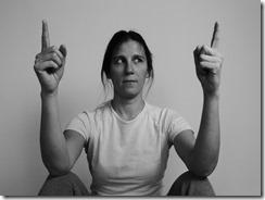 hasta drishti : comment pratiquer le toga des yeux