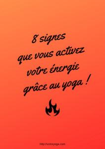 Activez votre énergie grâce au yoga