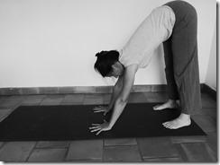 posture intense de yoga pour soulager le dos