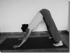 posture de yoga pour soulager le dos