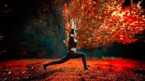 Séance de yoga pour une rentrée zen