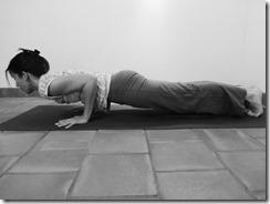 posture dechaturanga