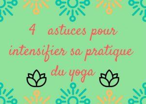 astuces yoga