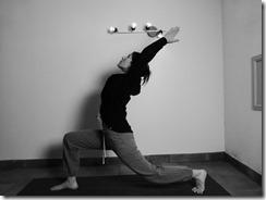 hanumanasana  : posture pour développer sa volonté