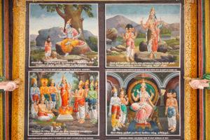 yoga et dieux de l'hindouisme