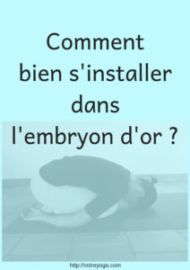 embryon d'or