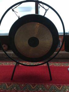 sonothérapie - gong
