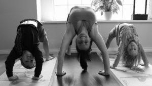 Le pont en yoga : les bénéfices